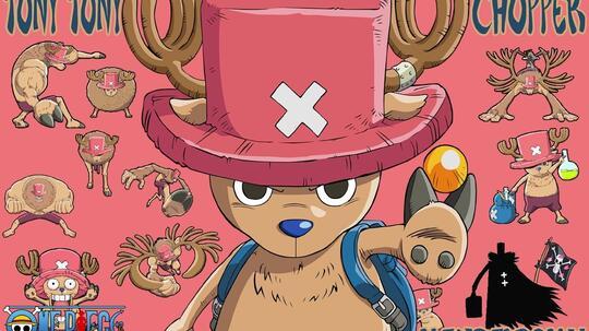 10 Maskot Anime Paling Ikonik
