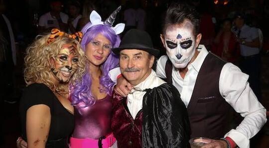 Halloween Ala Anak zaman Old