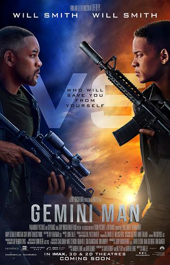 Gemini Man, Rekomendasi Film yang Bisa Kamu Tonton Oktober Ini!