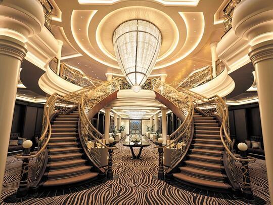 Bulan Madu ala Sultan di Kapal Pesiar ini Cuma Rp 16 Miliar Aja kok