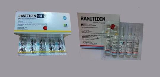 Mengenal Ranitidin, Obat Yang Dilarang Beredar Oleh BPOM