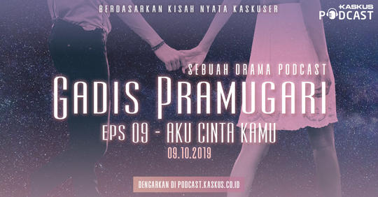 Podcast Indonesia : Gadis Pramugari Eps.