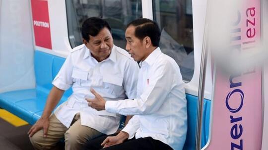 Prabowo Diramaikan jadi Menhan dan Wantimpres