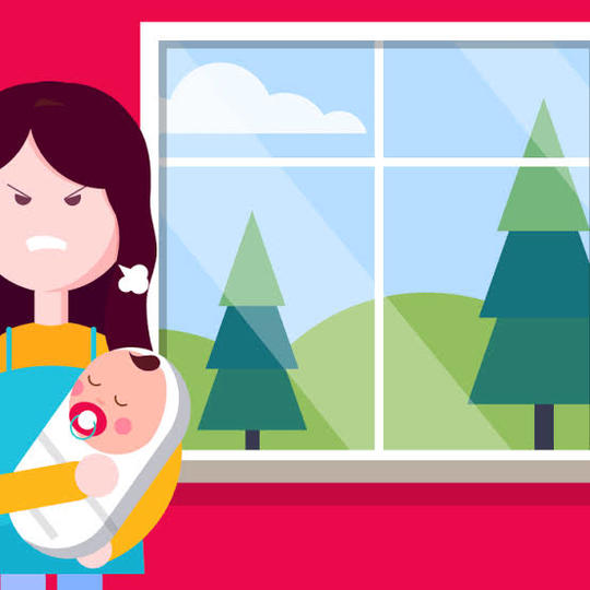Deretan Tips Agar Terhindar Dari Baby Blues Syndrome Pasca Melahirkan
