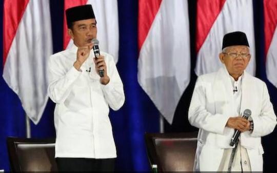 Jokowi-Ma'ruf Harus Dilantik, Tidak Boleh Ada Yang Mengganggu!
