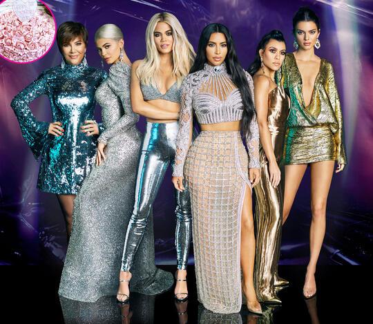 Ini Syarat Kalo kamu Muau Jadi Sodaraan Sama Kim Kardashian
