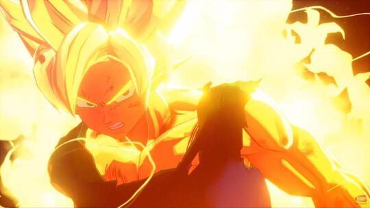 Bandai Namco Rilis Trailer Game Dragonball Z: Kakarot