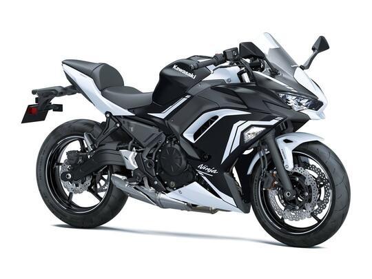 Kawasaki Ninja 650 Terbaru Makin Garang Dan Berkelas