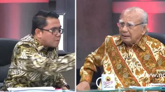 Data Arteria Dahlan Saat di Mata Najwa dari KPK Gadungan?