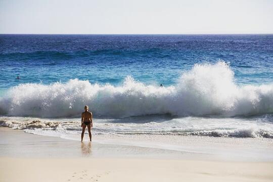 Cerita Ku Di Pantai Bali Bersama Cewe Bule Yang Akhirnya Jadi