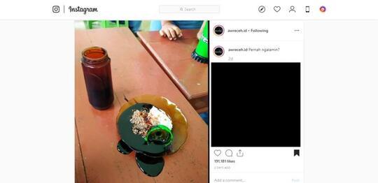 """KOPLAK! Foto Postingan Kejadian """"APES"""" Saat Makan Ini Bikin KESEL !"""