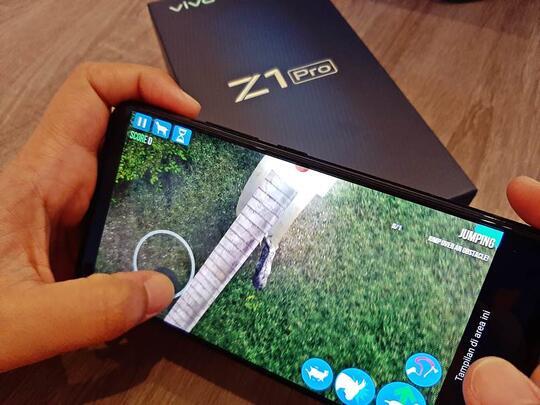 6 Fitur Keren Ini Bikin vivo Z1 Pro 6GB Wajib Agan Miliki