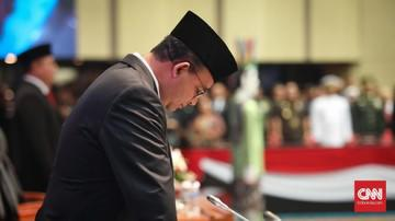 2 Tahun Jadi Gubernur, Anies Klaim Sudah Garap PR 40 Persen