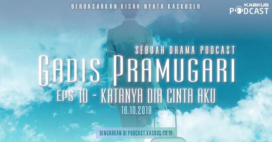 Podcast Indonesia : Gadis Pramugari Eps.
