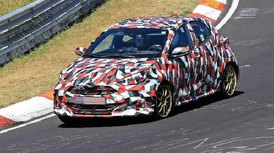 Toyota Yaris Versi 2020 Akan Bertenaga Hybrid ?