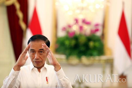 Jokowi Blak-blakan Soal Kabinetnya, Muka-muka Lama Bakal Jabat Menteri Lagi