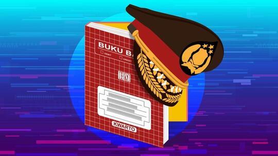 Teka-Teki Buku Merah: Antara Novel, KPK, dan Pertemuan di Pattimura