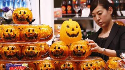 Inilah Negara-negara Yang Mengharamkan Warganya Merayakan Halloween.