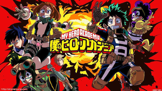 Top list Anime Comedy Yang Bisa Bikin Ngakak Guling-Guling