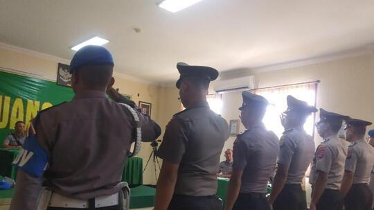 3 Polisi Keluarkan Tembakan Saat Pengamanan Demo Ricuh di Kendari