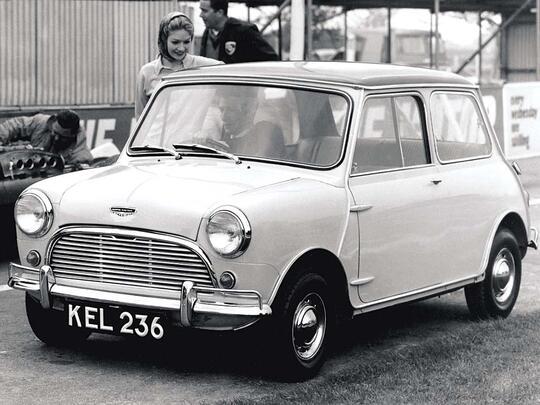 Si Mungil Morris Mini, Diminati dari Zaman Bahelak Hingga Sekarang