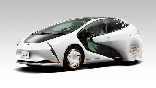 Toyota LQ, Mobil Konsep Toyota Berteknologi Canggih