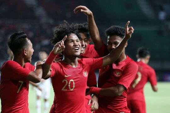 Lupakan Senior, Timnas Indonesia U-19 Menang Lawan China 3-1
