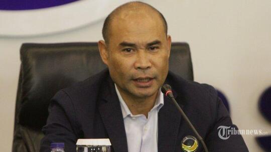 Dikabarkan Jadi Calon Menteri Jokowi, Viktor Laiskodat Pamit ke Masyarakat NTT