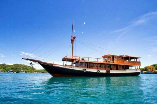 Pulau Komodo Tempat Wisata Eksklusif! Apa Alasan Harga Tiket Mencapai 14 Juta?
