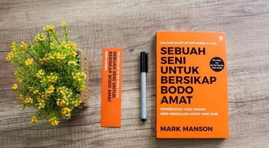 4 Buku Self Improvment Terbaik