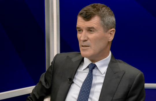 Roy Keane Jijik Melihat Pemain Manchester United dan Liverpool