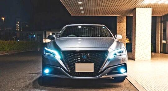 Gunakan Radar, Mobil Menteri Baru Toyota Crown Bisa Lindungi Penumpang dari Bahaya