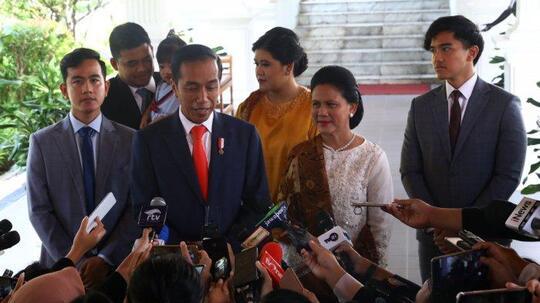 Bocor lewat Whatsapp, Susunan Kabinet Baru Jokowi