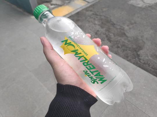 Lagi Heboh Minuman Baru dari Sprite, Ada yang Pernah Nyobain?