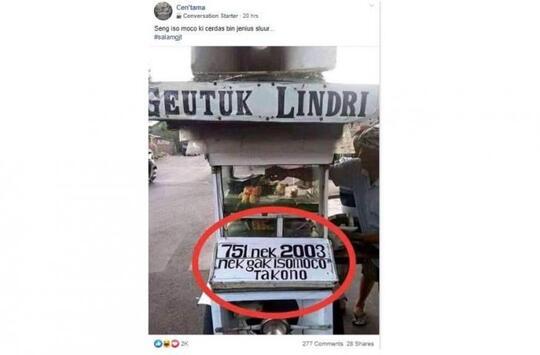Koplak! Harga Jajanan Pasar Ini Bikin Bingung Netizen, Yang Bisa Baca Jenius