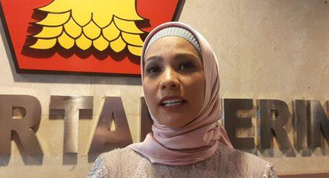 Rachel Maryam Apresiasi Jokowi, Warganet Curiga Akunnya Diretas