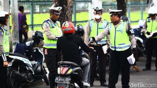 Operasi Zebra Dimulai, Ini 12 Pelanggaran yang Jadi Sasaran Polisi