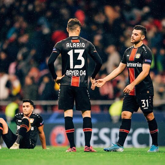 Hasil Liga Champions: Atletico Madrid Bersusah Payah Menang atas Bayer Leverkusen