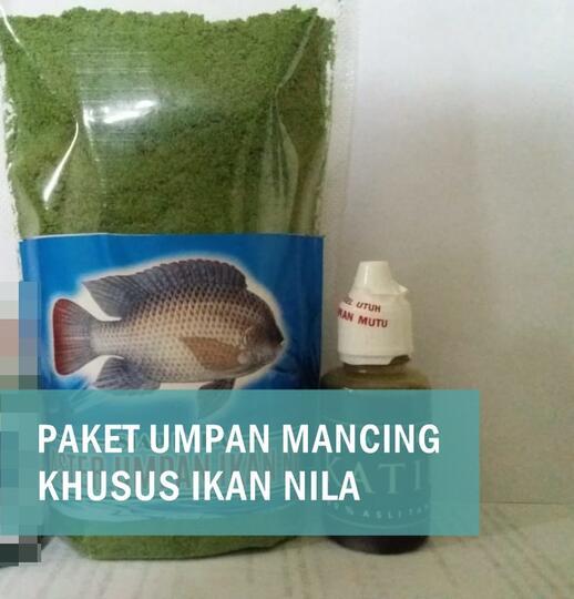 Umpan Praktis Ikan Nila Kolam Harian Kaskus