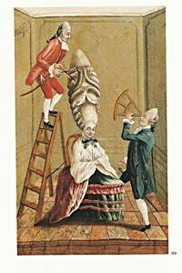 Inilah Gaya Rambut Wanita dari Abad 18 Hingga Abad 21