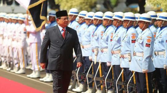 Jubir Prabowo Benarkan Bahwa Prabowo Tidak Akan Ambil Gaji Menhan