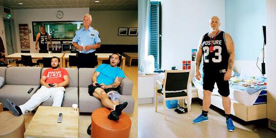Anjay! Ini Dia Keindahan Di Penjara Norwegia, Dibanding Indonesia Gimana ya??