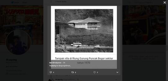 Misteri Jembatan Dan Bangunan Kuno Di atas Puncak Bogor Ini Akhirnya Terungkap!