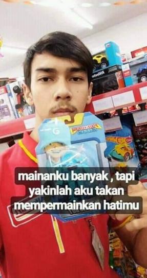 Awas Jangan Baper! Gombalan Pegawai Minimarket dengan Kalimat Puitisnya
