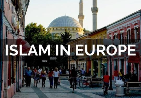 Bangunan-bangunan Megah Peninggalan Peradaban Islam di Tanah Eropa
