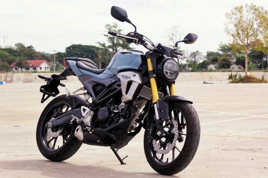 Kode Motor Baru Honda Bernama K2FA, Diprediksi CB150 Exmotion Lokal