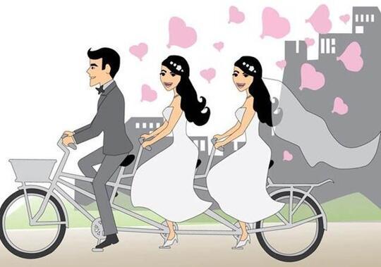 Ladies, Kenapa Mau di Poligami?