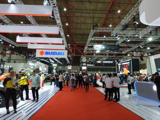 Digelar Akhir November, IIMS Motobike Expo 2019 Diikuti 10 Brand Motor