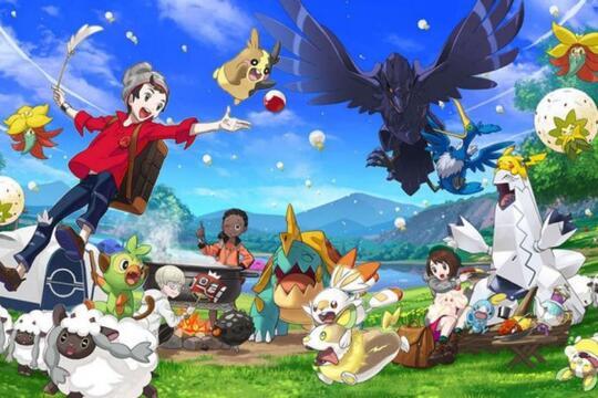 8 Game Terbaru Rilis November 2019 Ini, Bersiaplah untuk Pokemon Baru