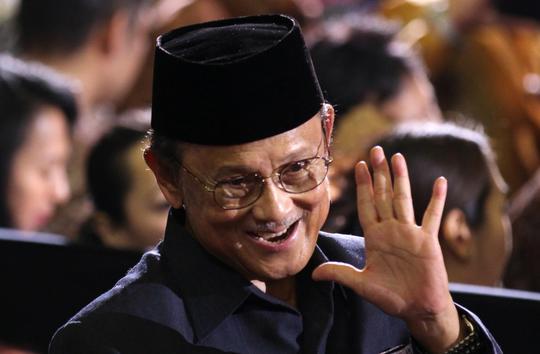 B.J Habibie: Teknokrat Negarawan